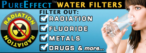 Advanced Water Filtration | Radiation, Fluoride, Chloramine, Drugs & More!